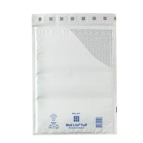 Enveloppes à Bulles PLASTIFIEES Type D/1 - Format 180x260 mm Lot de 100