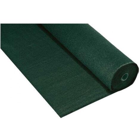 Brise vue en toile verte JET7GARDEN Vert 1 m 50 x 25 m - Vert