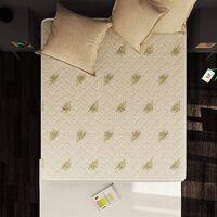 Baldiflex Emporio Materasso Memory Foam 25 cm Duck con fodera Aloe Vera Matrimoniale misura 160x190 cm