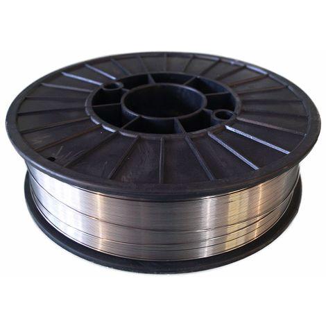 Fil fourré sans gaz pour soudage MIG / 0.9mm - 5kg