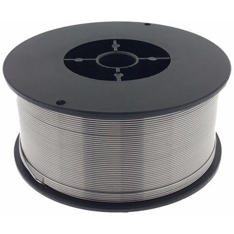 Fil plein pour soudage MIG MAG ø 100 mm / Acier / ø 0.6 mm / 1 kg