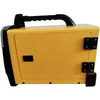 Poste à souder 2en1 MIG/MAG/MMA IGBT/inverter 160A + cagoule 101 + bobine 0,8 +chariot avec 4 tiroirs de transport Silex®