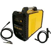 Pack poste à souder MMA IGBT/inverter 160A + cagoule V-max + chariot 4 tiroirs + 50 électrodes Silex ®
