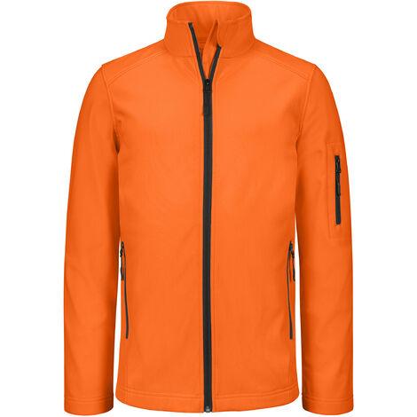VESTE SOFTSHELL 4XL Fluorescent Orange - Fluorescent Orange