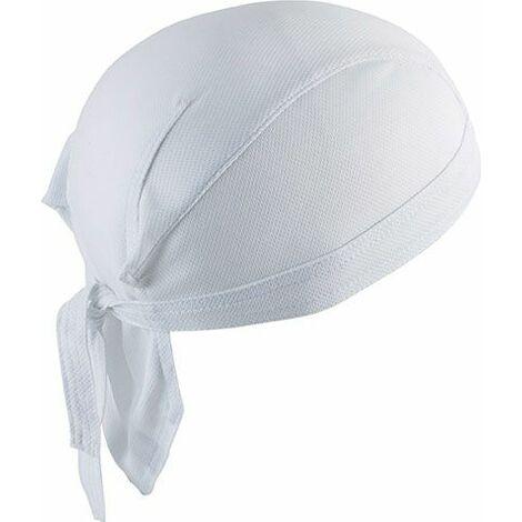 CHAPEAU BANDANA SPORT 'One Size White - White