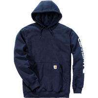 Sweat-shirt capuche logo 'XXL Navy - Navy