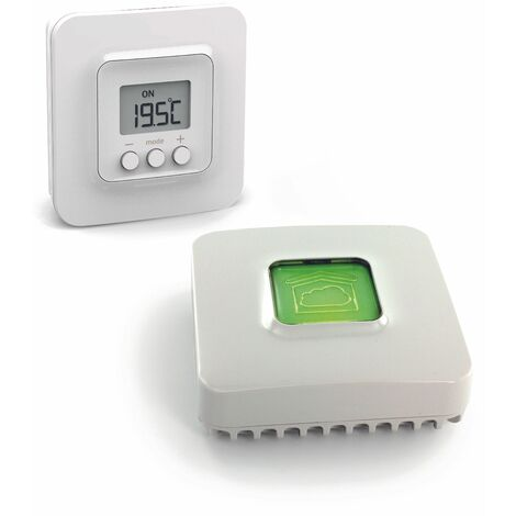 Delta Dore - Pack TYBOX 5000 Pack thermostat filaire connecté