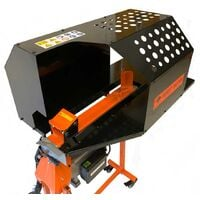 Forest Master FM10T-TC DuoCut Fendeuse de bûches électrique 5 tonnes avec support
