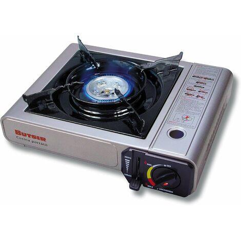 Cocina portátil a cartucho 2000W (Butsir MS-1000) (Blíster)