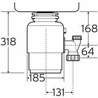 Triturador de desperdicios Modelo 66