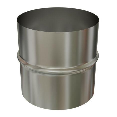 Raccord alu pour gaine flexible - Diamètre 100 mm - TEN