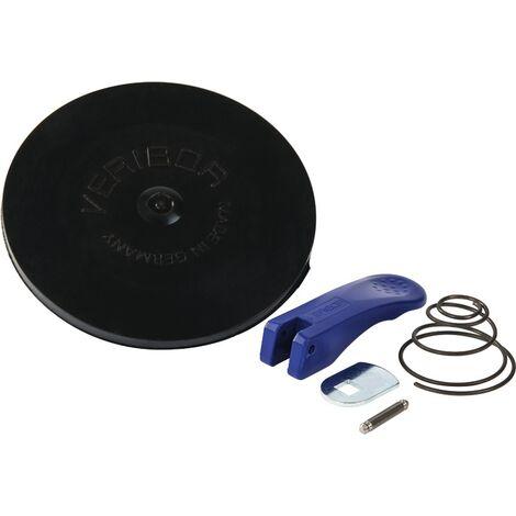 Disque en caoutchouc D. tête 120 mm p. ventouse levage 4000817236/237 standard