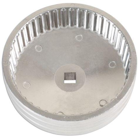 Cloche de filtre à huile 93 mm 45 pans alu