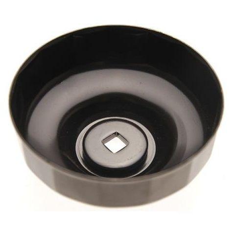 Cloche de filtre à huile 86 mm p16 empreinte 3/8