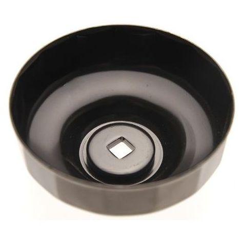 Cloche de filtre à huile 96 mm p18 empreinte 3/8