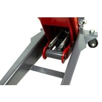 Cric hydraulique 3 tonnes de 75mm à 510mm