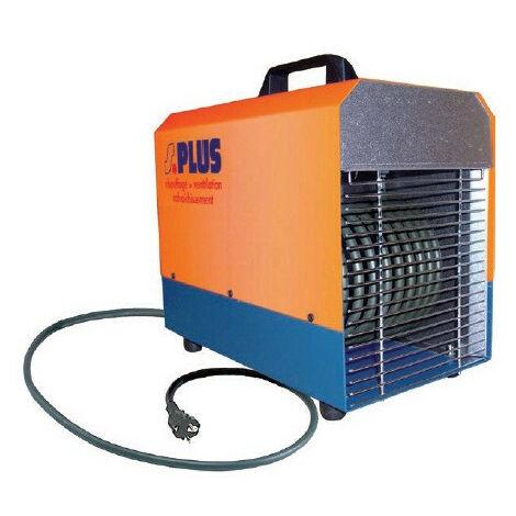 Splus - Aérotherme électrique 3 kW Mono 230V 48°C max. - EHT 3