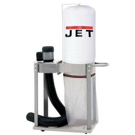 JET - Aspirateur d'atelier 0,55 CV 230V 55 Litres 1050 Pa - DC_900A