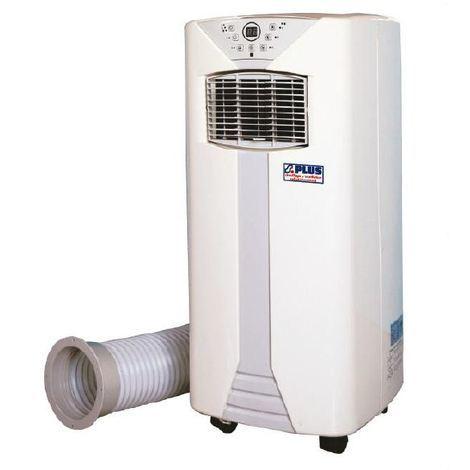 Splus - Climatiseur mobile électrique 2350 W 8000BTU (livrés avec télécommande, minuteur et thermostat) - CM 25 T.1