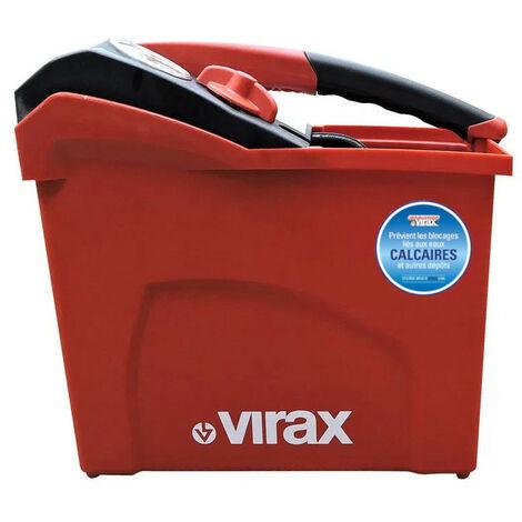 Virax - Pompe d'épreuve manuelle haute pression 100 bar réservoir 10 L