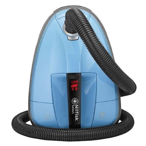 Nilfisk - Aspirateur fitlration anti-allergique 650W 17,5 kPa avec 6 accessoires - SELECT L Comfort EU