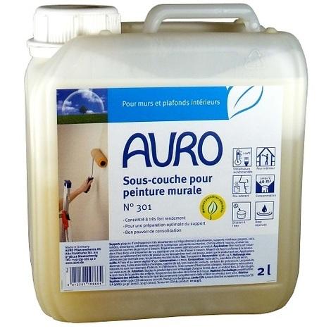 Auro - Sous couche lisse pour peinture murale 2L - N°301
