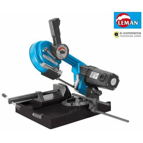 Promotion - Leman - Scie à ruban métal manuelle 1800W lame 1140mm 100mm - SRM100