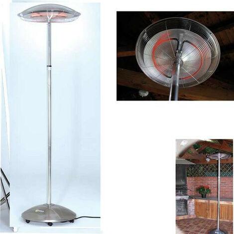 Sovelor - Parasol Chauffant mobile électrique - FS800
