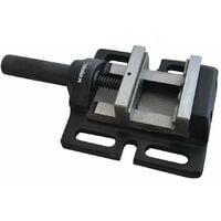 Dolex - Etau perceuse en fonte spéciale ouverture 100 mm 170x154x13,5 mm - Série 310 + 325