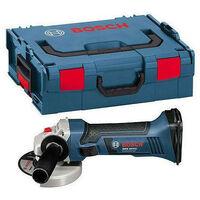 Promotion - Bosch - Meuleuse d'angle à batterie 18V sans batterie ni chargeur - GWS 18 V-LI Professional