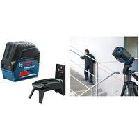 Bosch – Laser combiné 2 lignes 5 points Portée 15m - GCL 2-15