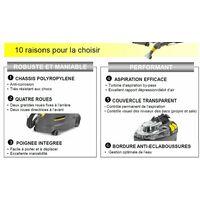 Karcher - Injecteur/Extracteur 1250W 61 l/s 18 m²/h - PUZZI 8/1C