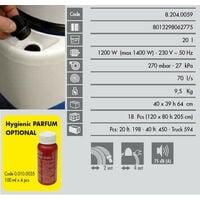 Lavor - Aspirateur injecteurs extracteurs pour moquettes 1200W 20L 70L/s - GBP 20