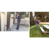 Wagner - Pistolet à peinture 630W 500 ml/min (intérieur-extérieur) - Flexio 590
