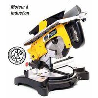 Promotion - Femi Job Line - Scie à onglet 1200W Ø 250 mm moteur à induction + déligneuse - TR 250-i