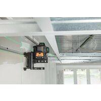 Geo Fennel - Kit complet Laser multi-lignes vert 3 x 360° 6 croix visibilité 80m - Geo6X SP GREEN KIT