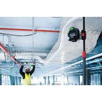 Bosch - Laser lignes vert 360° jusqu'à 30 m - GLL 3-80 G
