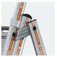 Promo - Tubesca - Echelle à bras transformable 3 plans 9+9+9 échelons Haut. accès max 6,87m - PRONOR
