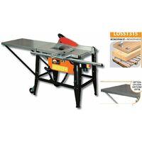 Promotion - Leman - Scie sur table de chantier à chariot 315mm 2200W - LOSST315