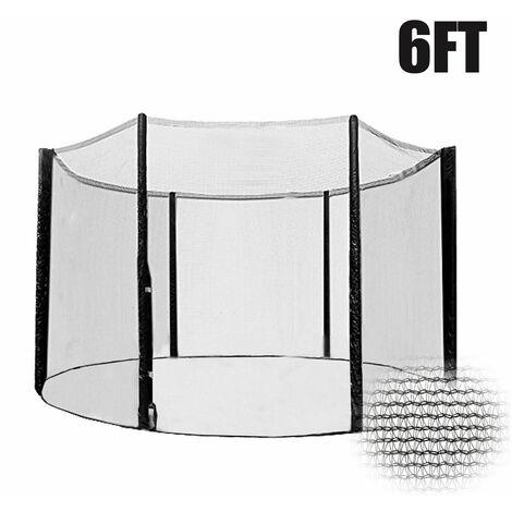 Filet de sécurité pour trampoline Résistant 182cm