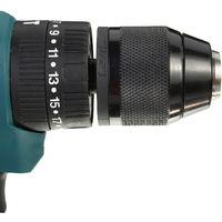 Taladro de impacto eléctrico de 4000 RPM 18 V Destornillador eléctrico recargable de 10 mm Batería no incluida