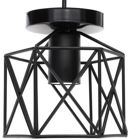 MODERN Ceiling Light Industrial Metal Chandelier Pr Living Room Bedroom Cafe Bar Restore Dining Room