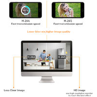 Hiseeu Waterproof 1080P Full Hd 1080P Poe Ip Camera Wireless Cctv Wifi Cmos Smart Cam Motion Detection Protection Lighting Protection Against Surgery Hasaki