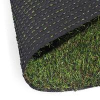 Artificial Grass Fake Sod Lawn Synthetic Plants Fake Lawn Garden Floor Decor