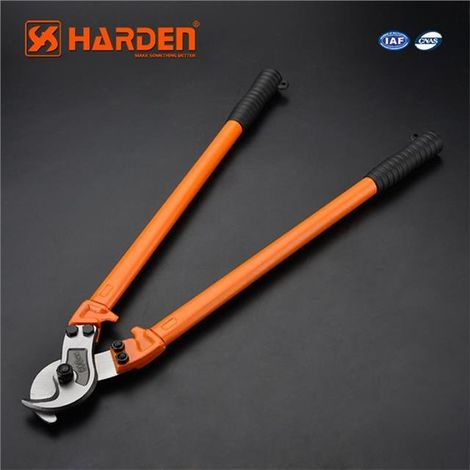 HARDEN professional heavy duty wire cable cutter 1050 mm long