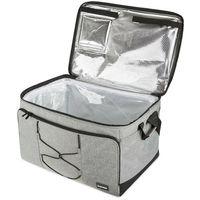 bomoe Nevera portátil IceBreezer KT53 - Bolsa térmica Comida y Bebida - Aprox. 53x37x32 cm - 52 litros