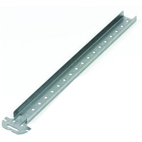 Suspente Maxi Stil ® F 530 300 mm pour charpente bois Placo ® - 100 pièces - plenum jusqu'à 280 mm