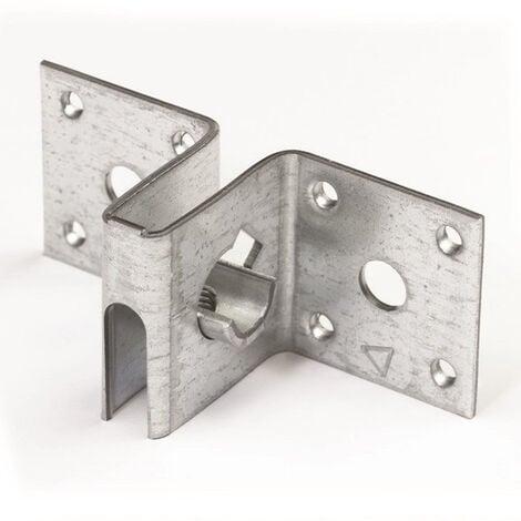 Suspente articulée Stil ® SA Placo ® pour charpente bois et béton - 100 pièces