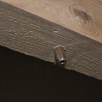 Piton rénovation femelle diamètre 6 mm  longueur 71 mm Placo ® - 100 pièces