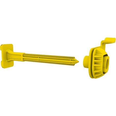 Appui Optima2 140 pour ép. Laine 75 à 140 mm en isolation des murs sous ossature métallique -  50 pièces - ISOVER
